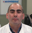 Picture of Héctor Carrasco, Lab Manager